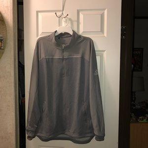 Adidas golf 1/4 zip pullover